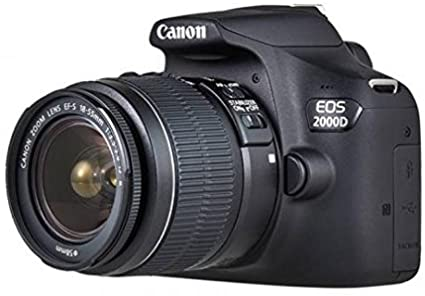 comprar Canon EOS 2000D