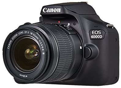 comprar Canon EOS 4000D