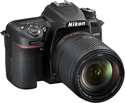 comprar Nikkon D7500